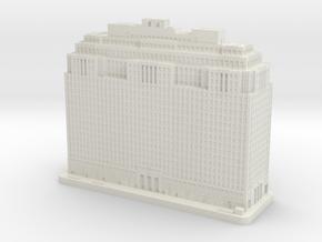 One Penn Center (1:2000) in White Natural Versatile Plastic