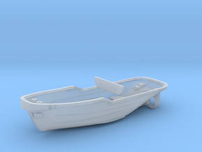 Harbor Tug Hull 1:200 V40 (Feature Complete) in Frosted Ultra Detail