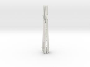 1/16 M31 (TRV) Crane in White Natural Versatile Plastic
