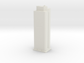 PNC Building (1:2000) in White Strong & Flexible