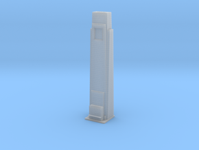 Comcast Building (1:2000) in Smooth Fine Detail Plastic