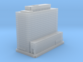 Six Penn Center (1:2000) in Smooth Fine Detail Plastic