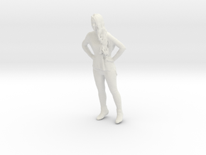 Printle C Femme 139 - 1/35 - wob in White Natural Versatile Plastic