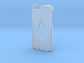 Assassins Creed Phone Case in Smooth Fine Detail Plastic