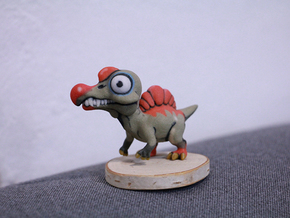 Breedingkit Spino in Full Color Sandstone
