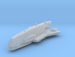 1/2700 Rebels Gozanti/ Imperial Assault Carrier in Frosted Ultra Detail