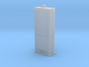 Five Penn Center (1:2000) in Smooth Fine Detail Plastic