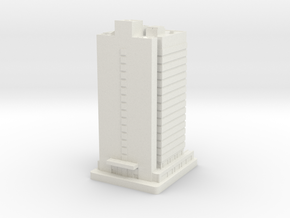 Seven Penn Center (1:2000) in White Natural Versatile Plastic