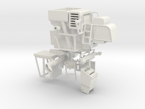 F combine in White Natural Versatile Plastic