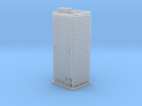 1650 Arch Street (1:2000) in Smooth Fine Detail Plastic