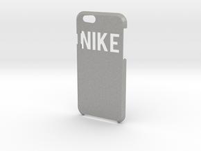 """""""Nike"""" Logo in Aluminum"""