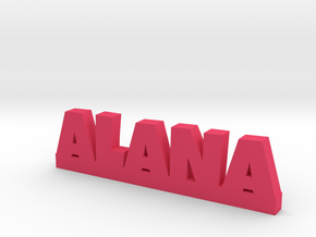 ALANA Lucky in Pink Processed Versatile Plastic