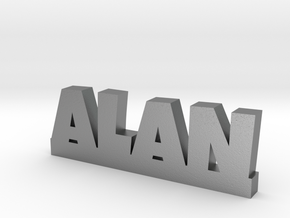 ALAN Lucky in Natural Silver