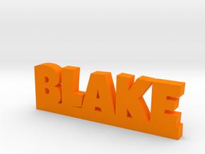 BLAKE Lucky in Orange Processed Versatile Plastic