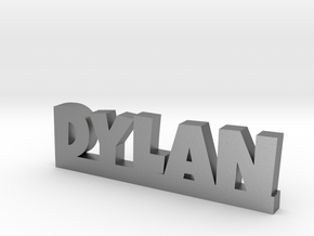 DYLAN Lucky in Natural Silver