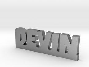 DEVIN Lucky in Natural Silver