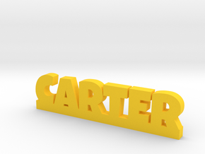 CARTER Lucky in Yellow Processed Versatile Plastic