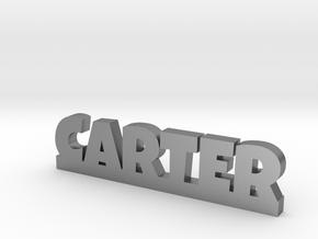 CARTER Lucky in Natural Silver