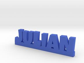 JULIAN Lucky in Blue Processed Versatile Plastic