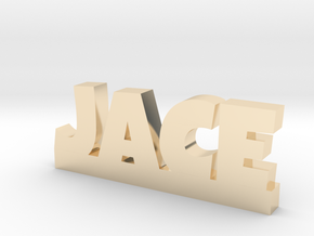 JACE Lucky in 14k Gold Plated Brass