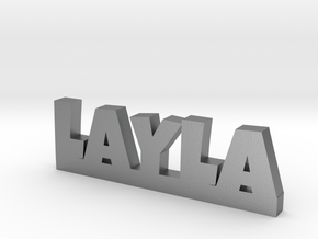 LAYLA Lucky in Natural Silver