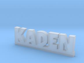 KADEN Lucky in Smooth Fine Detail Plastic