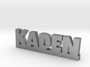 KADEN Lucky in Natural Silver