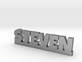 STEVEN Lucky in Natural Silver