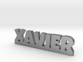 XAVIER Lucky in Natural Silver
