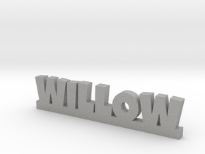 WILLOW Lucky in Aluminum