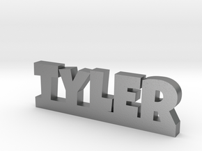 TYLER Lucky in Natural Silver