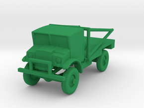 1/144 Scale C60S Wrecker in Green Strong & Flexible Polished