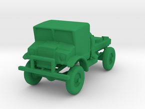 1/144 Scale C60S Tracktor in Green Strong & Flexible Polished