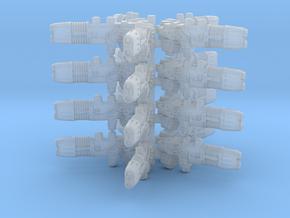 Plasma Repeating Shotgun Sprue X20 in Smooth Fine Detail Plastic