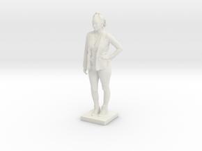 Printle C Femme 128 - 1/32 in White Natural Versatile Plastic