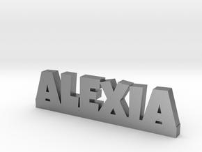 ALEXIA Lucky in Natural Silver