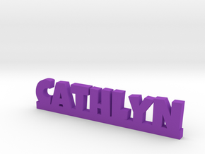 CATHLYN Lucky in Purple Processed Versatile Plastic