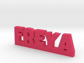 FREYA Lucky in Pink Processed Versatile Plastic