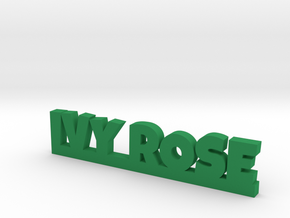 IVY ROSE Lucky in Green Processed Versatile Plastic