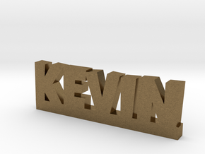 KEVIN Lucky in Natural Bronze