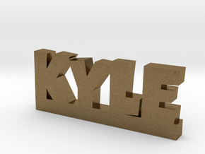 KYLE Lucky in Natural Bronze