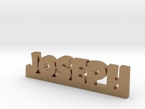 JOSEPH Lucky in Natural Brass