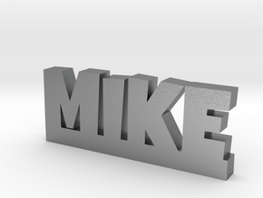 MIKE Lucky in Natural Silver