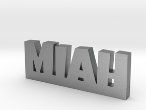 MIAH Lucky in Natural Silver