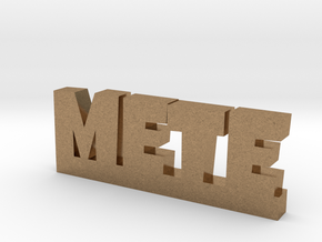 METE Lucky in Natural Brass