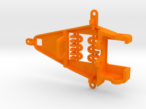 Small Can 0.8mm Offset IL - NSR compatible pod in Orange Strong & Flexible Polished