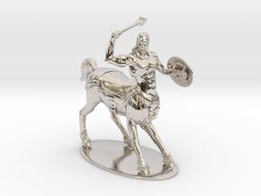 Centaur Miniature in Platinum: 1:60.96