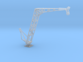 1/192 US Navy Aircraft Crane in Smooth Fine Detail Plastic