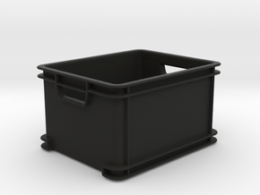Box Type 8 - 1/10 in Black Natural Versatile Plastic