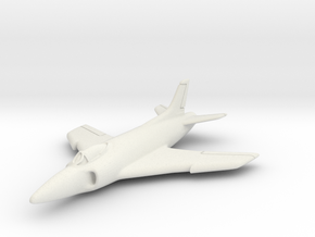 Supermarine Swift FR.5 1/144 in White Natural Versatile Plastic